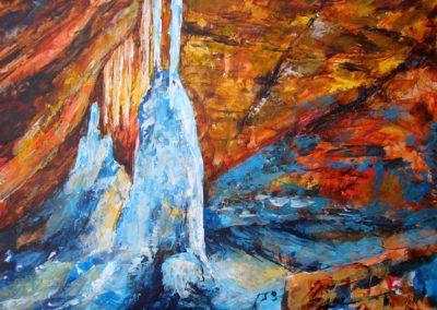 Dachstein Eishöhle, Austria