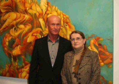 Kurt Mann und Lucja Radwan