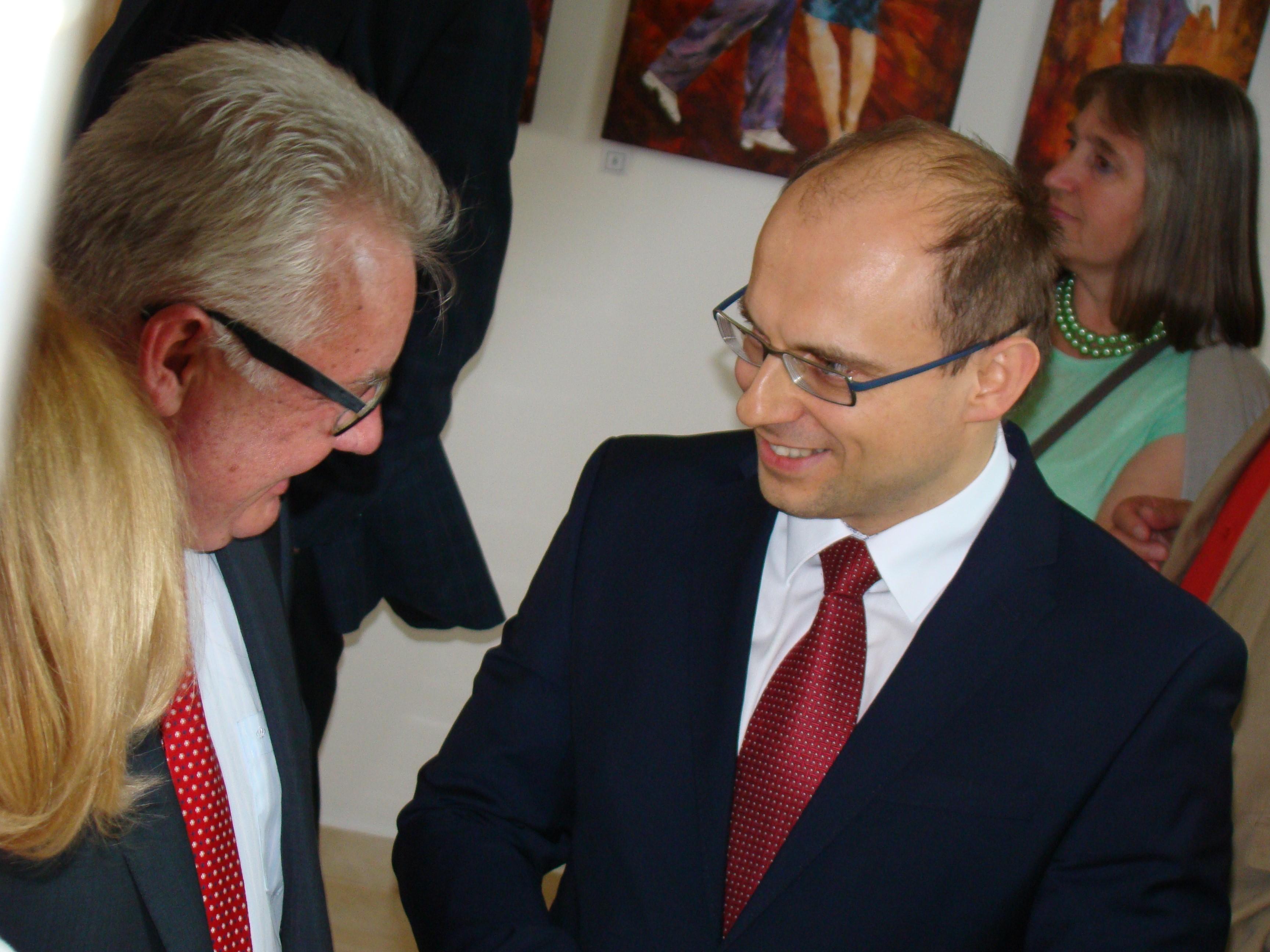 Konsul Kaczorowski, A. Radwan